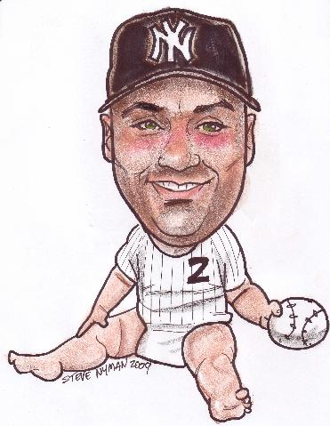 Derek Jeter as a Baby