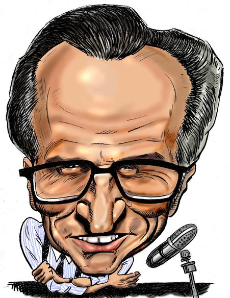 Larry King Color 5