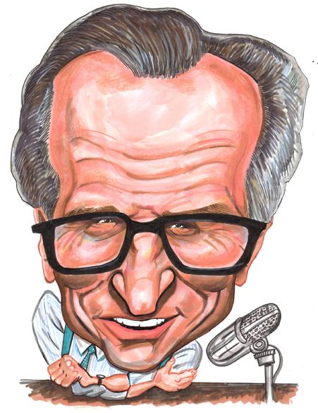 Larry King Color 2