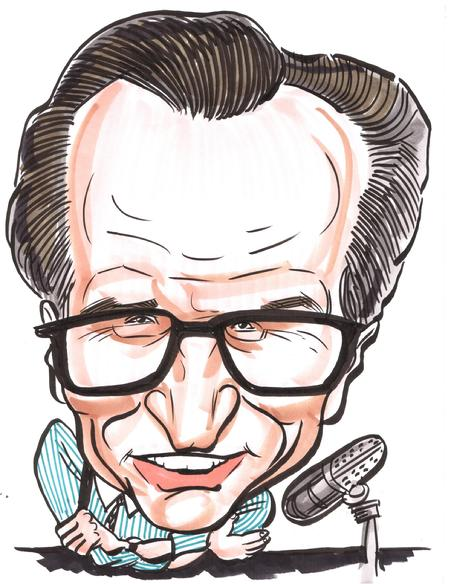 Larry King Color 1